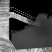 Treppe ins Wasser