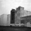 Fassade einer Stadt